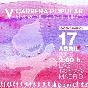carrera solidaria Stop SanFilippo